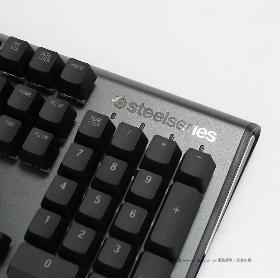 Pc Steelseries Apex M650 Keyboard Black Switch Logofu
