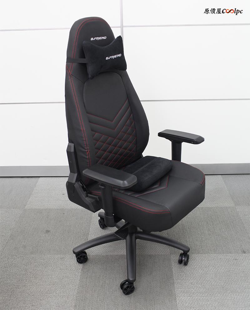 原價屋@酷!pc • 檢視主題- 【開箱】整裝備戰,從椅開始!b-friend gc06